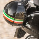 casque scooter italien