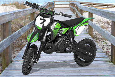 Avantages Moto cross Atomic+