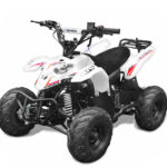 Quad enfant cross blanc