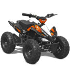 Quad electrique orange
